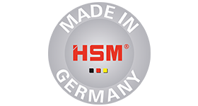 hsm button made in germany