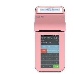 Elzab K10 3K różowo/biały